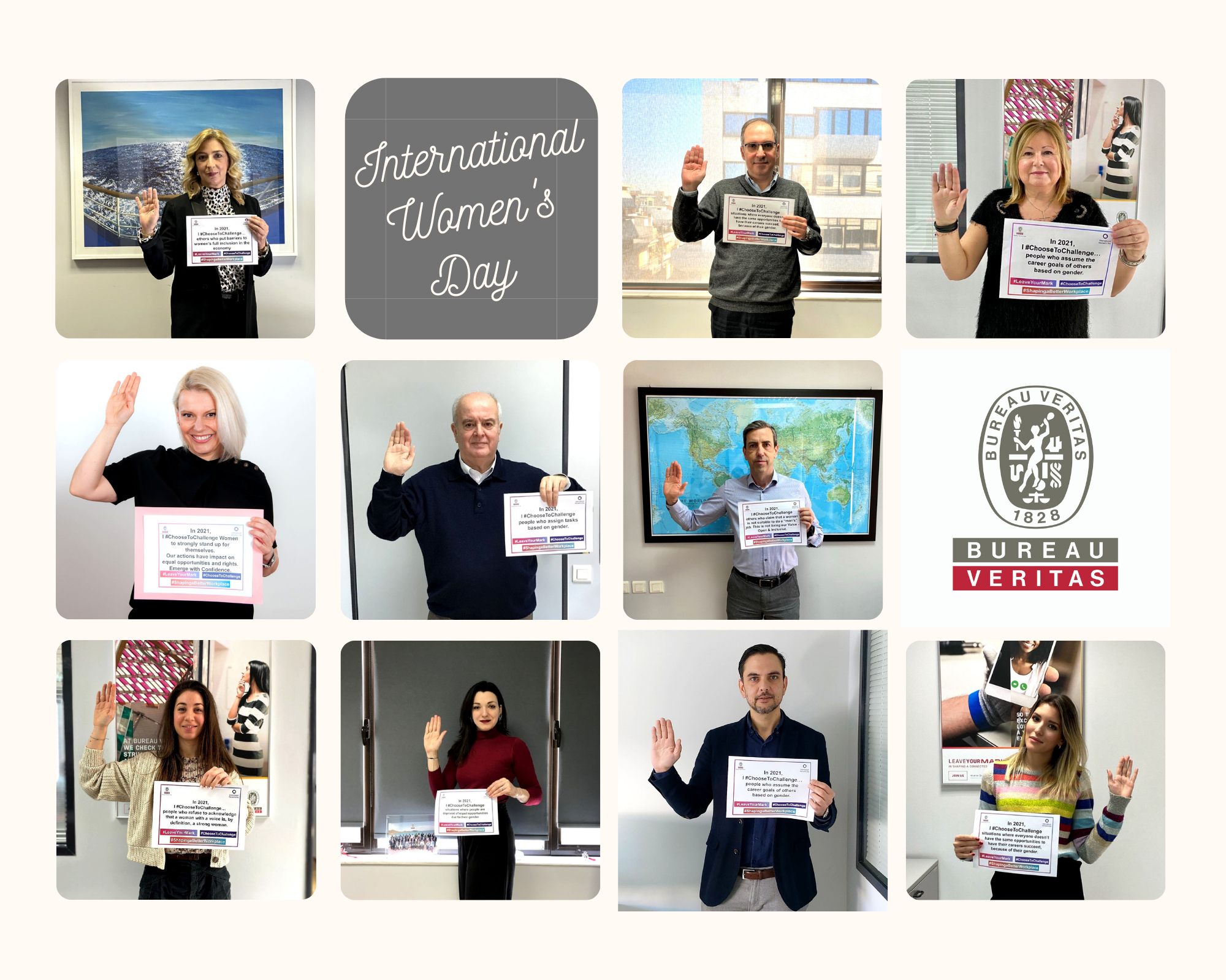 INTERNATIONAL WOMEN's DAY @ BUREAU VERITAS GREECE