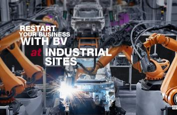 Restart your Business with BV at Industrial Sites