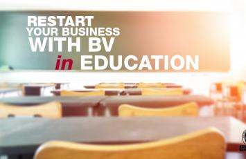 Restart your Business with BV in Education