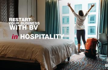 Restart your Business with BV in Hospitality